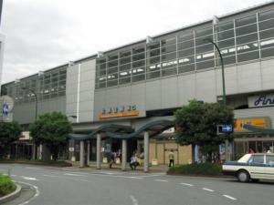 北越谷駅の画像