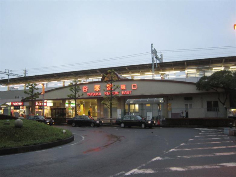 谷塚駅の画像