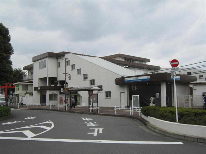 東伏見駅の画像