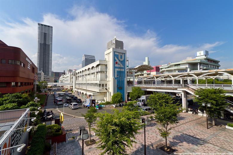 千里中央駅の画像