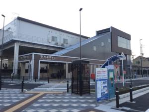 新河岸駅の画像