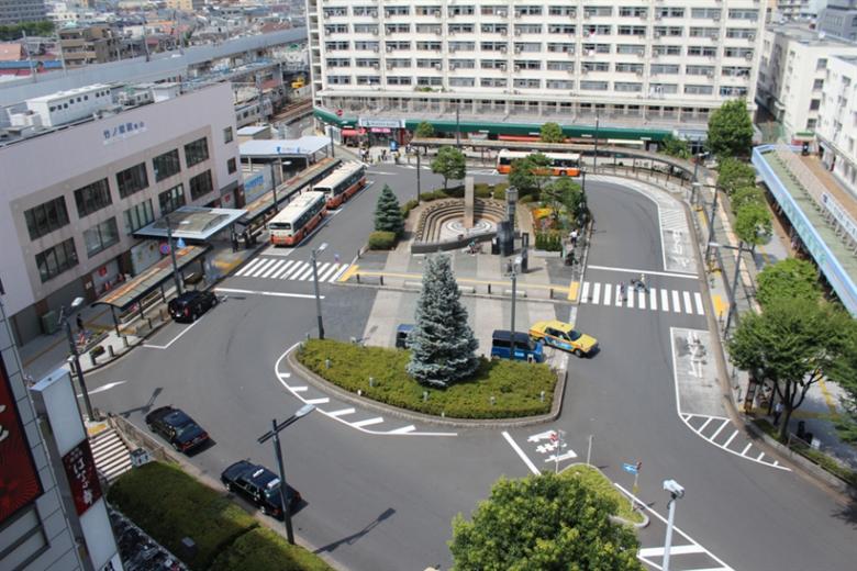 竹ノ塚駅の画像
