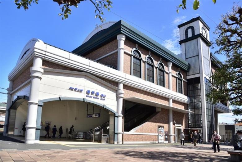 坂戸駅の画像
