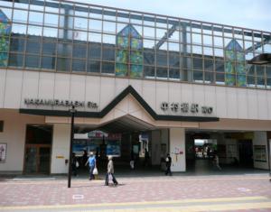 中村橋駅の画像