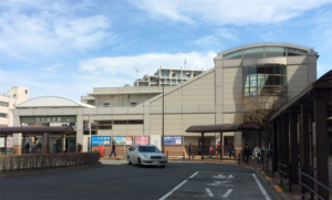 花小金井駅の画像