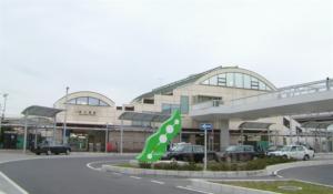 新三郷駅の画像