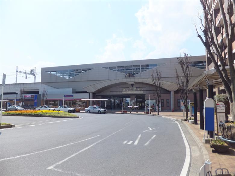 鎌ケ谷駅の画像