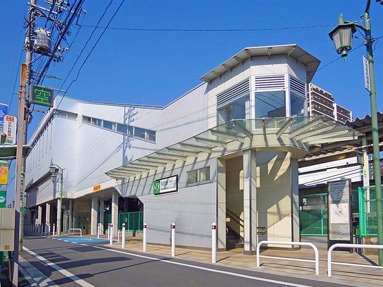 矢部駅の画像