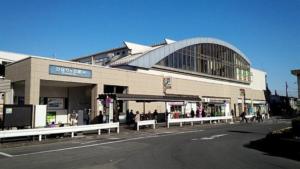 ひばりヶ丘駅の画像