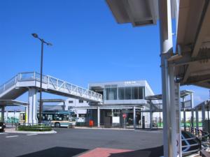武蔵藤沢駅の画像