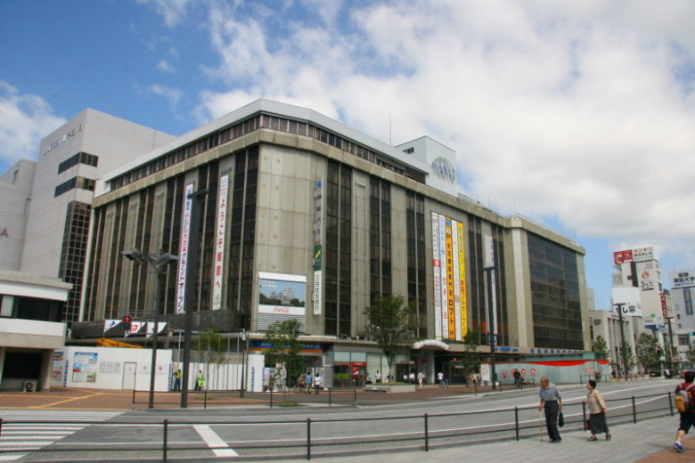 山陽姫路駅の画像