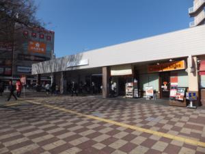 久米川駅の画像