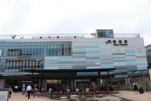 熱海駅の画像