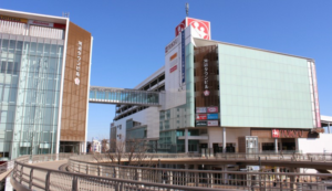 河辺駅の画像
