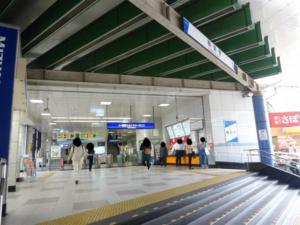 梅島駅の画像