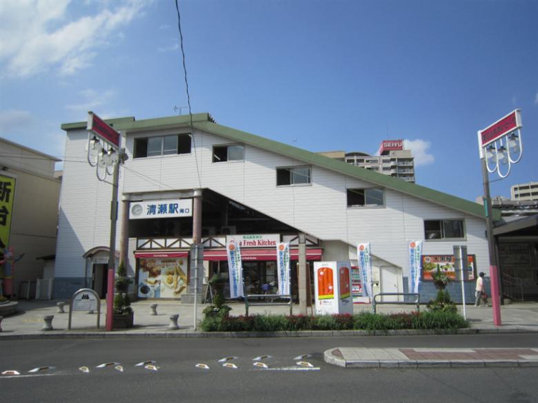 清瀬駅の画像
