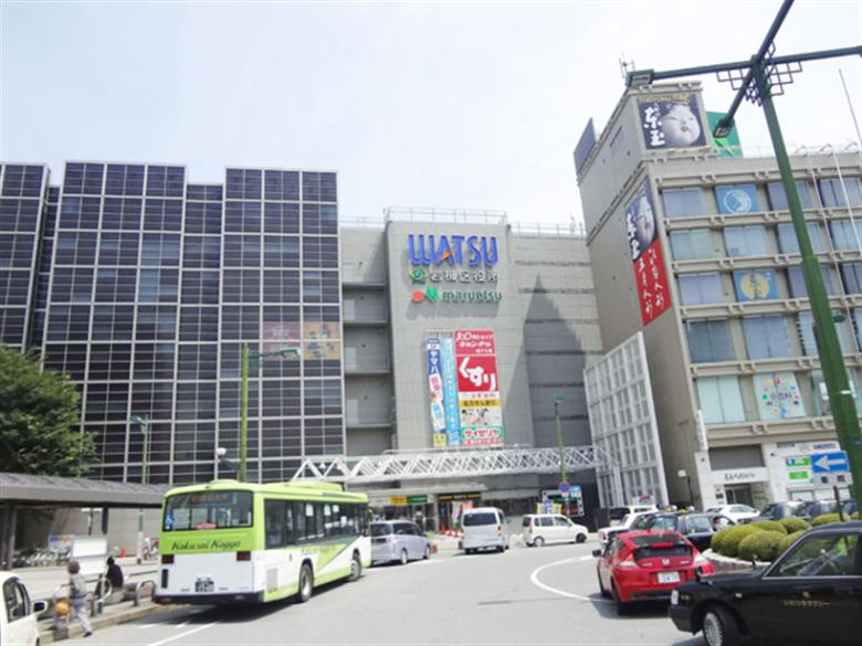 岩槻駅の画像
