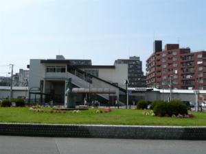 新狭山駅の画像