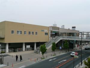 狭山市駅の画像