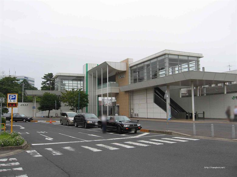 勝田駅の画像