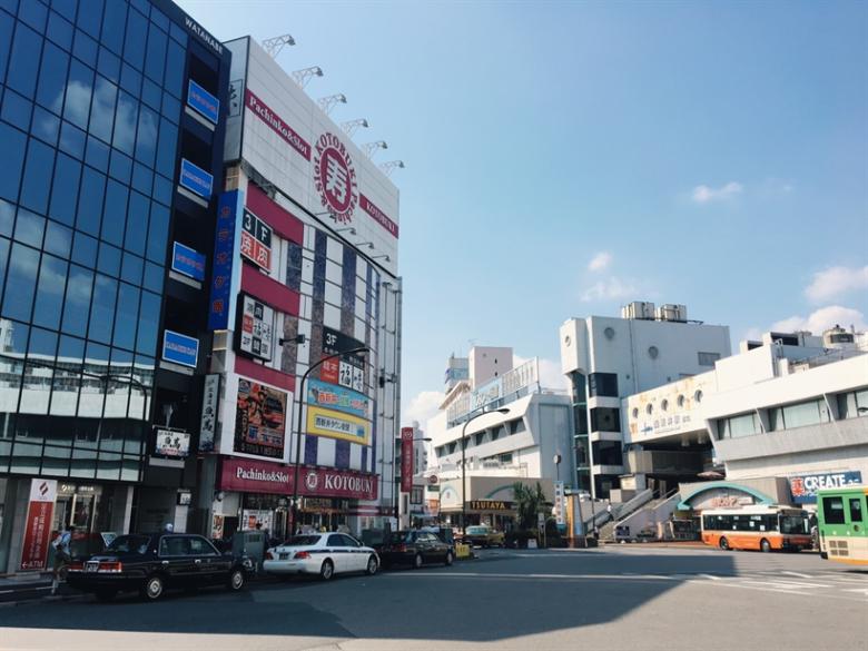西新井駅の画像
