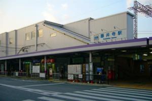 藤井寺駅の画像