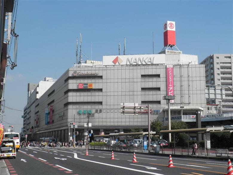 堺東駅の画像