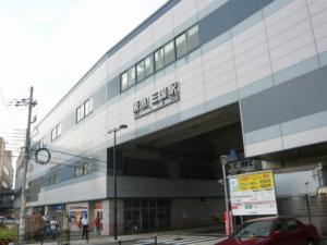 三国駅の画像