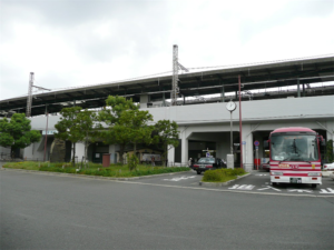 萱島駅の画像