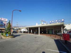 夙川駅の画像