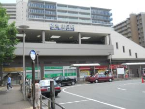 山田駅の画像