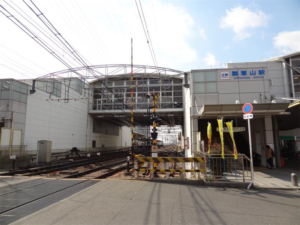 瓢箪山駅の画像