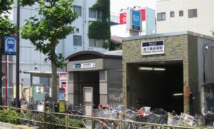 地下鉄赤塚駅の画像
