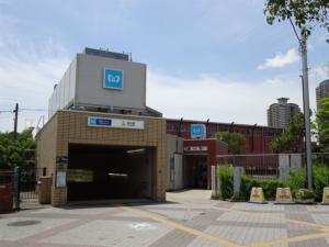 辰巳駅の画像