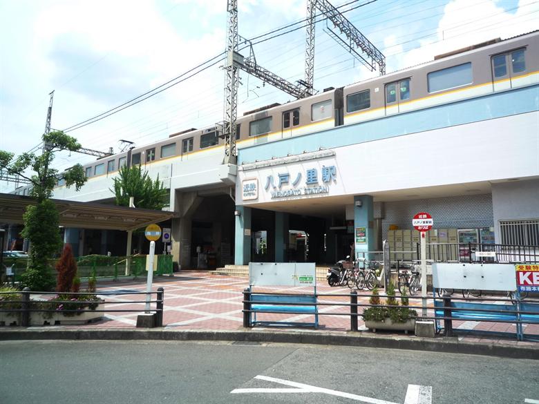 八戸ノ里駅の画像