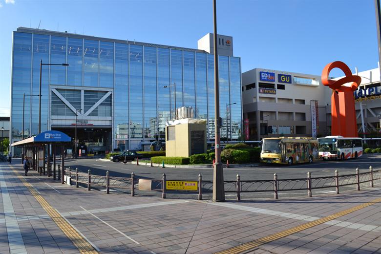 堺駅の画像
