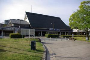 橿原神宮前駅の画像