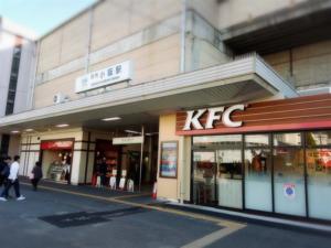 河内小阪駅の画像
