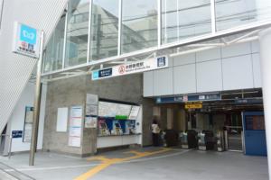 中野新橋駅の画像