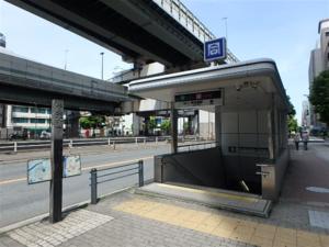 阿波座駅の画像