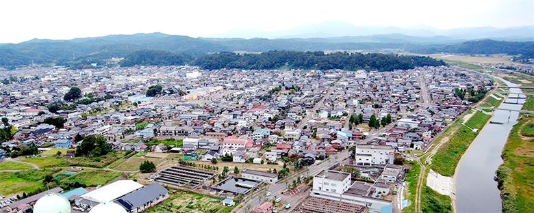 見附市の画像