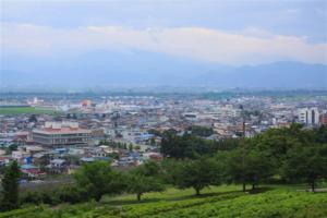寒河江市の画像